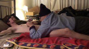 Erotic tickles part 1: upperbody tickling