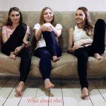 Triple tickling madness: Full video