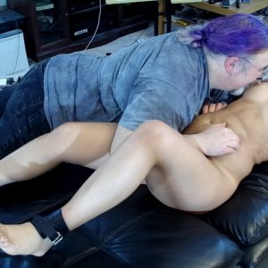 Lacey's Naked Ticklish Body
