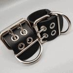 Leather Wrist Cuffs